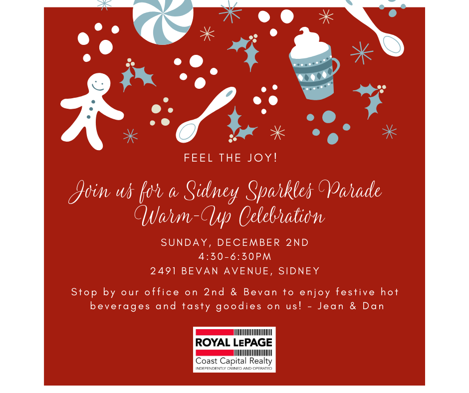The place to be before and after the Sidney Sparkles Christmas Parade